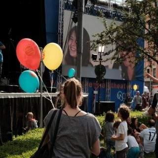 Musik, Spaß und Genuss beim Gärtnerplatzfest 2016