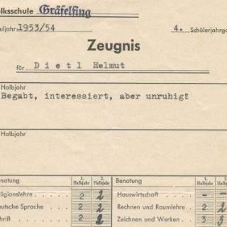Der ewige Stenz - Ausstellung zum Münchner Regisseur Helmut Dietl