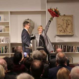 Die Monacensia feierte am 8.12.2016 Wiedereröffnung