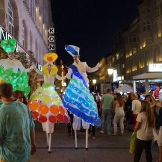 Die Shoppingnacht München 2016