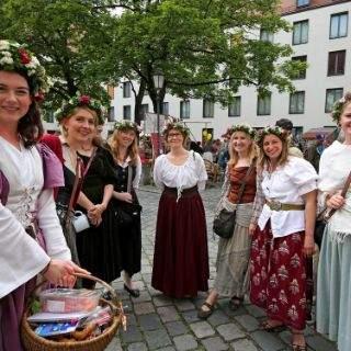 Stadtgründungsfest 2016 in München