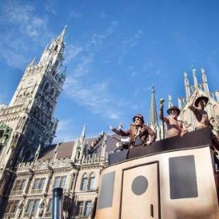 Fasching in München - die schönsten Bilder