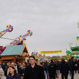 So war das erste Wochenende auf dem Frühlingsfest