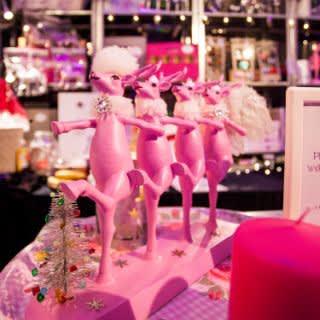 Unterwegs auf dem Pink Christmas 2017