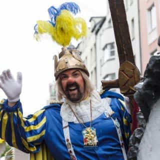 Faschingsumzug der Damischen Ritter