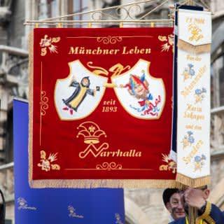 München ist in Narrenhand: Die Inthronisation der Faschingsprinzen