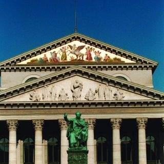 Im Zweiten Weltkrieg wurde das Gebäude bis auf die Umfassungsmauern zerstört. Nach dem Krieg entschloss man sich, das alte Gebäude zu rekonstruieren. Der Wiederaufbau erfolgte in den Jahren 1958 bis 1963.