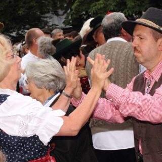 Eindrücke vom Tanzvergnügen für Frühaufsteher auf dem Kocherlball