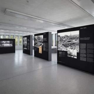 NS-Dokuzentrum: Neubau und Ausstellungen