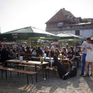 Bilder vom Viehhof-Open-Air