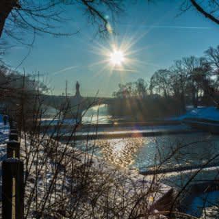 Die schönsten Impressionen aus dem Münchner Winter