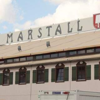 Marstall Wiesnzelt