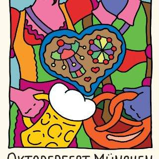 Oktoberfestplakat 2014