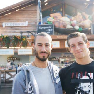Das Italienerwochenende auf der Wiesn