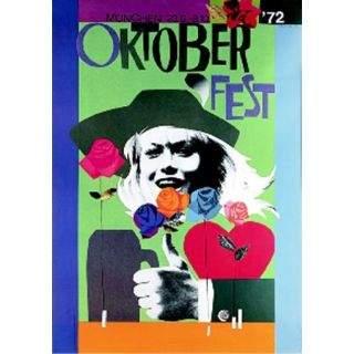 Oktoberfestplakat 1972