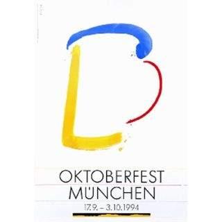 Oktoberfestplakat 1994