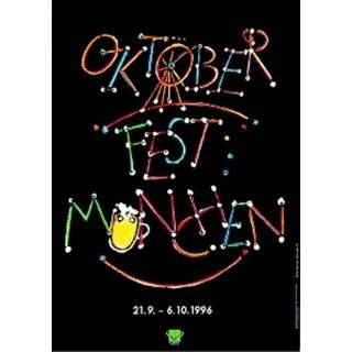 Oktoberfestplakat 1996