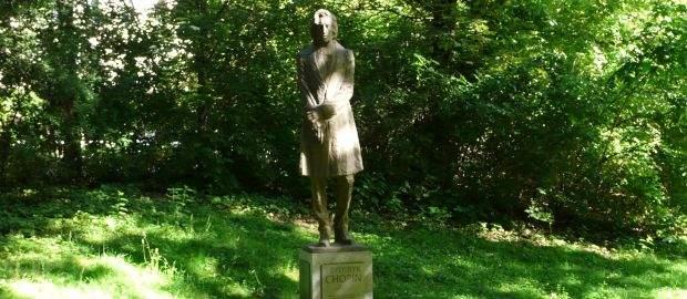 Dichtergarten in München