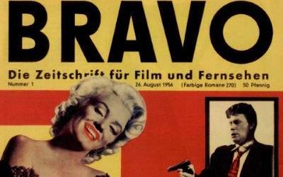 60 Jahre Bravo: Cover aus dem Entstehungsjahr 1956
