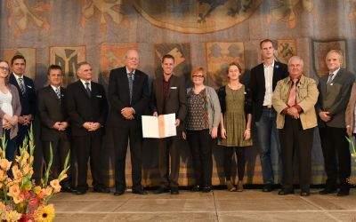 Bürgerpreis 2016 verliehen