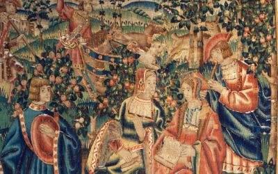 Wandteppich aus dem 16. Jahrhundert wird dem Freistaat Bayern zurückgegeben