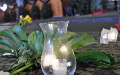 Gedenken und Trauern nach dem Anschlag auf einen Berliner Weihnachtsmarkt