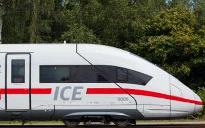 ICE 4 Probefahrt