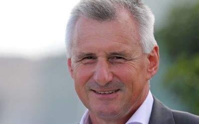 Günter Schwarz, der neue Leiter des Sportamts.