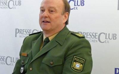 Polizeipräsident Hubertus Andrä