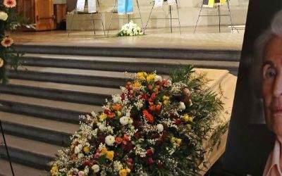 Impressionen von der Trauerfeier für Hildegard Hamm-Brücher.