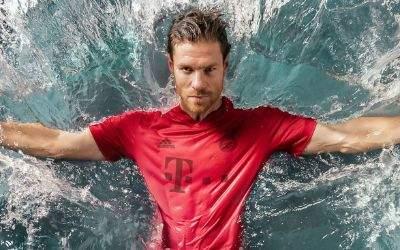 Xabi Alonso und der FC Bayern werden in einem Trikot aus Ozeanmüll auflaufen