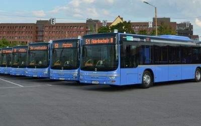 Buszüge der MVG