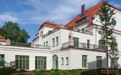 Das Haus Toerringstraße 20, Preisträger beim Fassadenpreis 2017