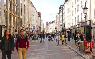 Sendlingerstraße wird zur Fußgängerzone