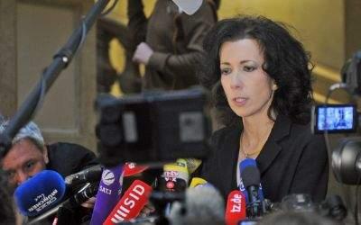 Andrea Titz, Sprecherin des Oberlandesgerichts München