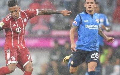 FC Bayern gewinnt erstes Bundesliga-Spiel gegen Bayer 04 Leverkusen