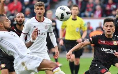 FCB spielt unentschieden in Leverkusen