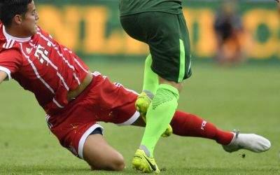 FC Bayern gewinnt Telekom Cup