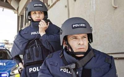 Neue Schutzausrüstung der Bayerischen Polizei