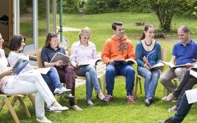 Deutsch-Kurs im Ökologischen Bildungzentrum