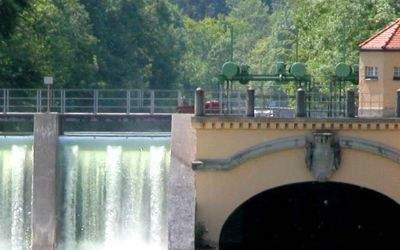 Das Wasserkraftwerk Isar I.