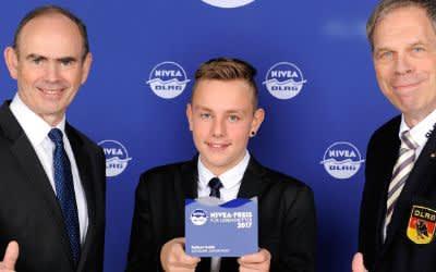 Florian aus München bekommt Lebensretter-Preis