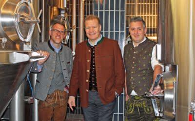 Paulaner am Nockherberg: Erster Sud