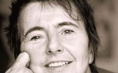 Die Schriftstellerin Mirjam Pressler.