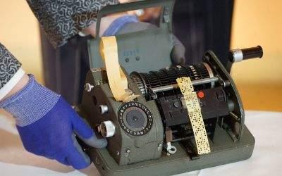 Neue Kryptografiesammlung fürs Deutsche Museum