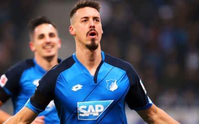 Stürmer Sandro Wagner wechselt zum FC Bayern München