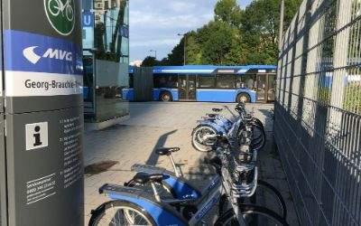 MVG Radstation Georg-Brauchle-Ring