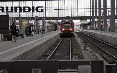 Leere im Hauptbahnhof