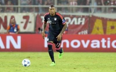 Jerome Boateng im Champions-League-Spiel