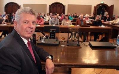 Dieter Reiter bei der Bürgersprechstunde